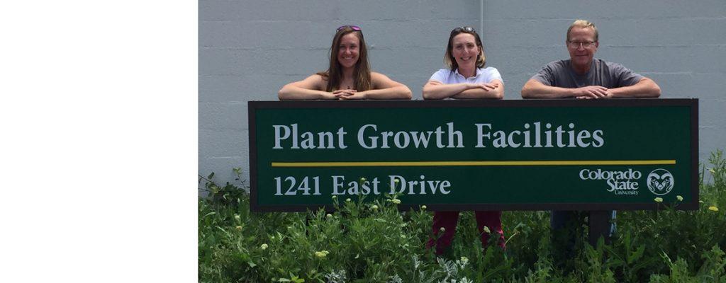 Plant Growth Facilities Staff